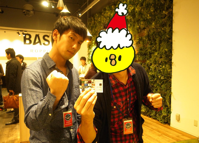 大川さんとの写真
